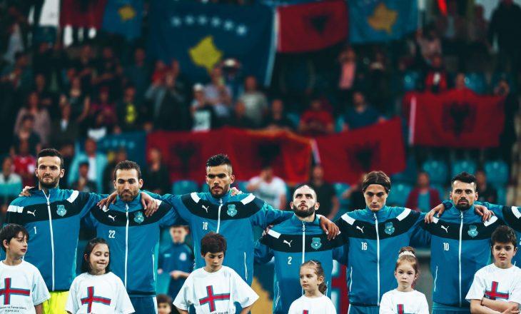 """Kosova fillon kampanjën kualifikuese për Botëror ndaj Suedisë në """"Fadil Vokrri"""""""