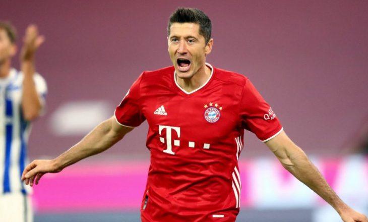 Lewandowski ëndrron kalimin te klubi i njohur në vitin 2022