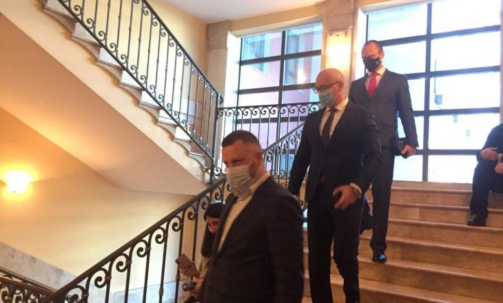 Lista Serbe përfundon takimin me Osmanin – nuk deklarohen për media