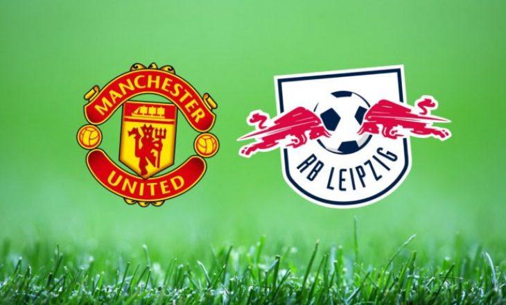 Dueli për 'jetë a vdekje' për Solskajer, Leipzig vs Man. United – formacionet zyrtare
