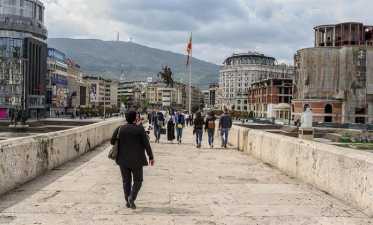 46 të vdekur e 433 raste të reja me COVID-19 në Maqedoninë Veriore