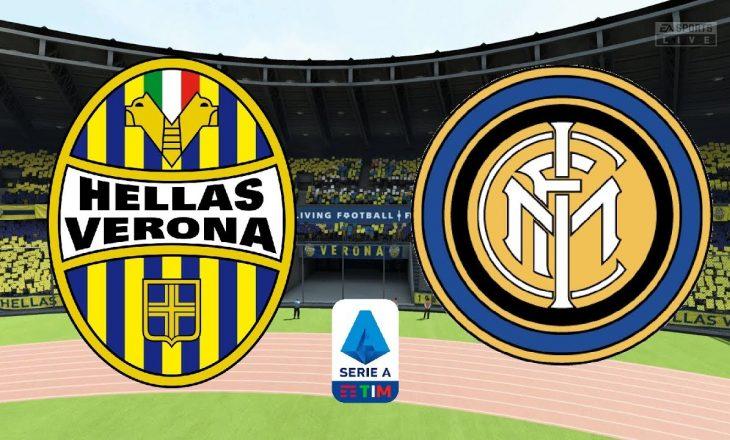 Verona vs Inter – formacionet