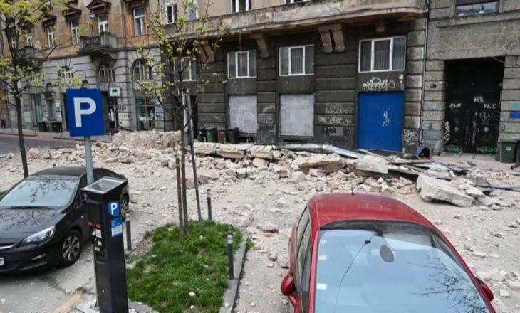 BE e gatshme ta ndihmojë Kroacinë pas tërmetit