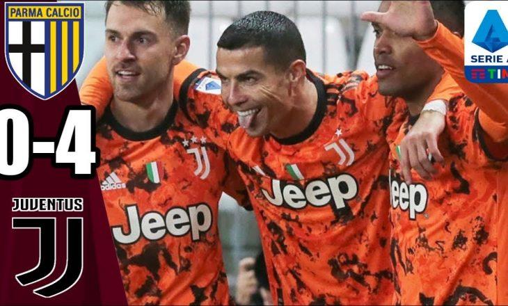 Juventus ka mposhtur bindshëm Parma-n