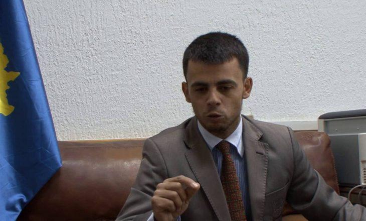 Bashkëpartiaku i Etem Arifit: Kosova po i arreston peshqit e vegjël, ne si komunitet po sakrifikohemi