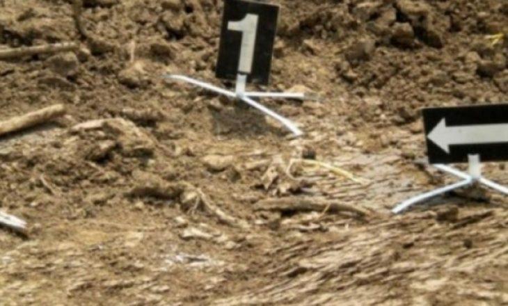 """""""Në varrezat e Rahovecit u gjet një trup që dyshohet se u vra më 1999"""""""