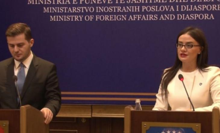 Tri parimet e Kosovës për arritjen e një marrëveshje gjithëpërfshirëse janë të panegociueshme