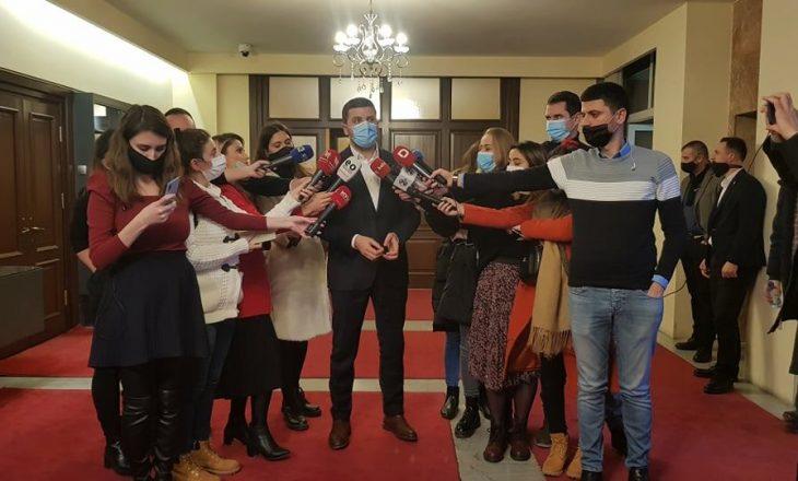 Krasniqi: Fundi i janarit koha më e përshtatshme për zgjedhjet