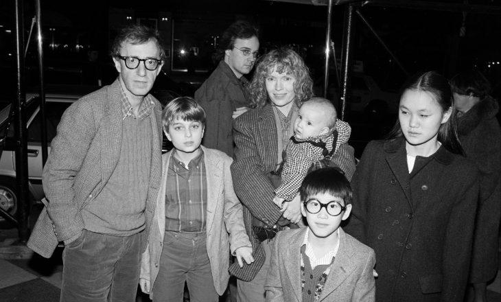 Djali i adoptuar i Mia Farrow mbështet Woody Allen pas fëmijërisë abuzive me nënën e tij