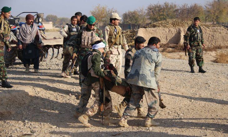 Afganistan: Vriten 13 persona të sigurisë nga talebanët