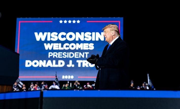 Gjykata Supreme e Wisconsin nuk pranon të dëgjojë procesin gjyqësor të presidentit Trump