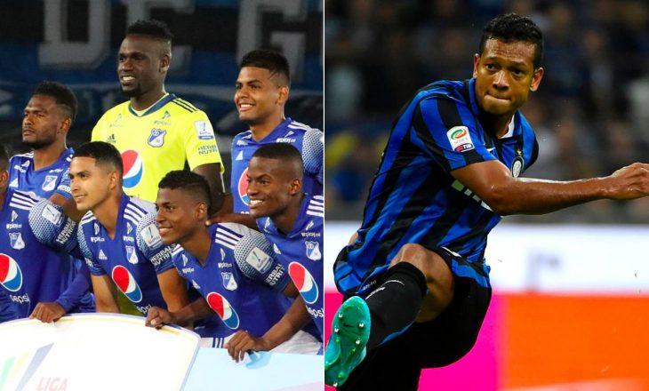 Ish-mesfushori i Inter, Fredy Guarin nënshkruan kontratë me Milionarios në Kolumbi