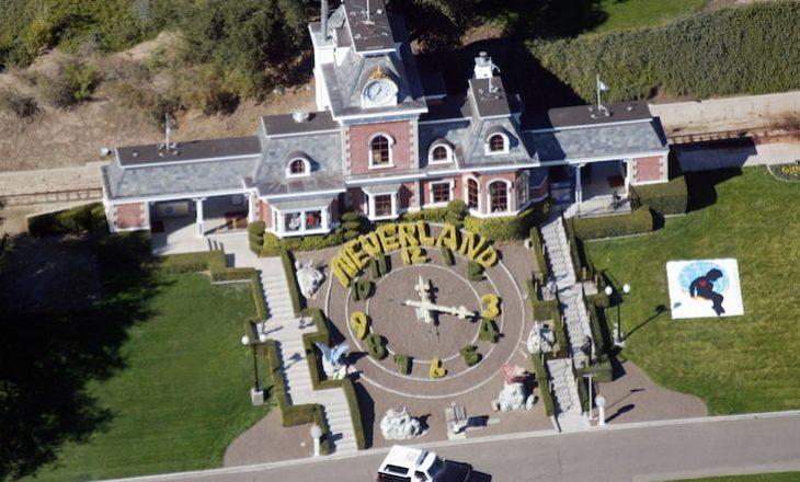 Shitet shtëpia e famshme e Michael Jackson
