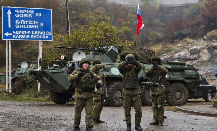 Një oficer rus vritet në Nagorno – Karabakh