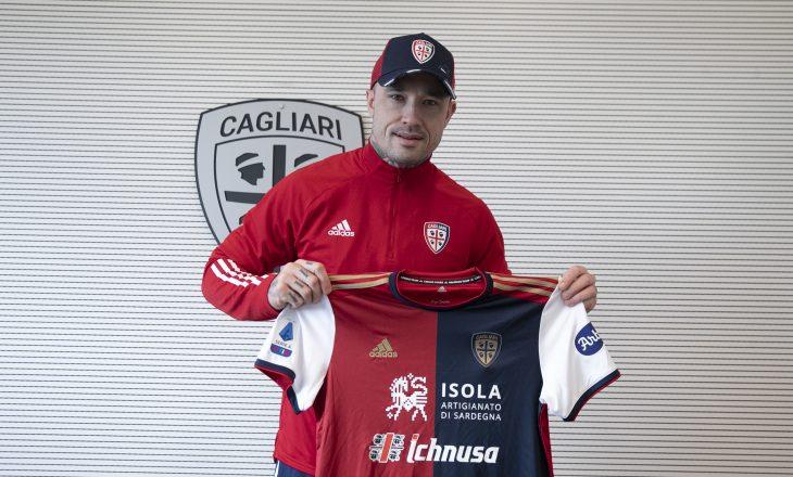 Zyrtare: Nainngolan rikthehet te Cagliari