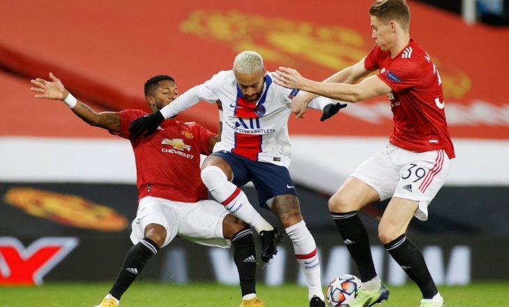 """PSG mposht në """"Old Trafford"""" Manchester United"""