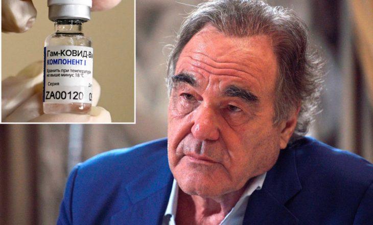 Mund të jetë e rrezikshme por regjisori amerikan mori vaksinën ruse anti-COVID