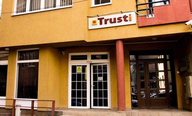 Trusti fillon procedurat për ekzekutimin e mjeteve të 10 përqindëshit