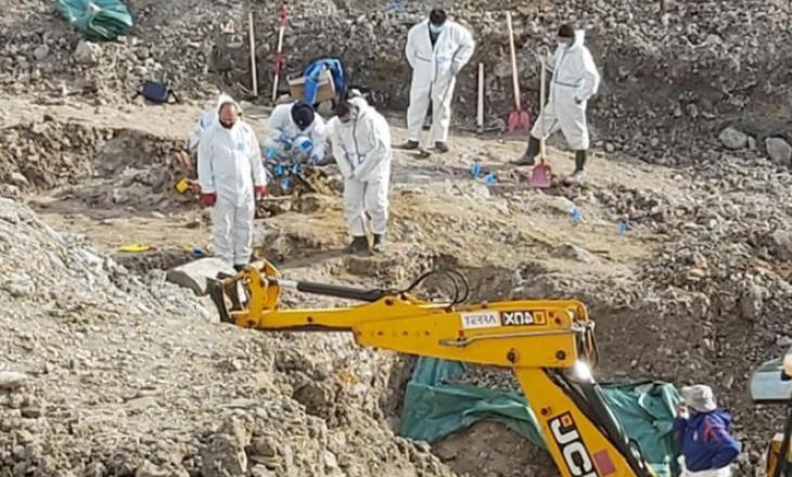 Vazhdojnë gërmimet në Kizhevak të Serbisë