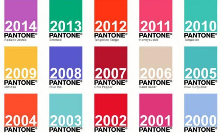 Këto janë dy ngjyrat për vitin 2021