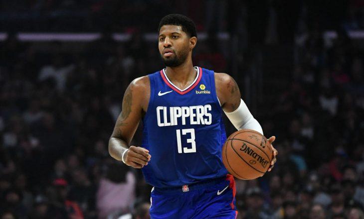 NBA: Paul George vazhdon kontratën me Clippers