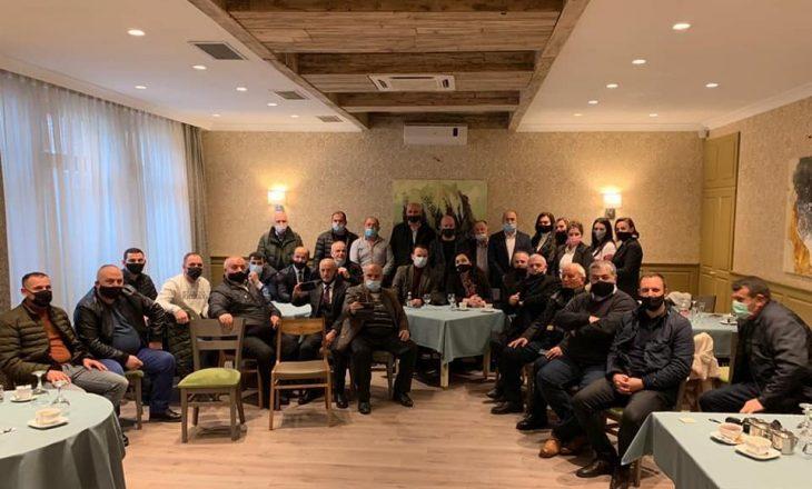 33 anëtarë të LDK-së në Mitrovicë i bashkohet Osmanit