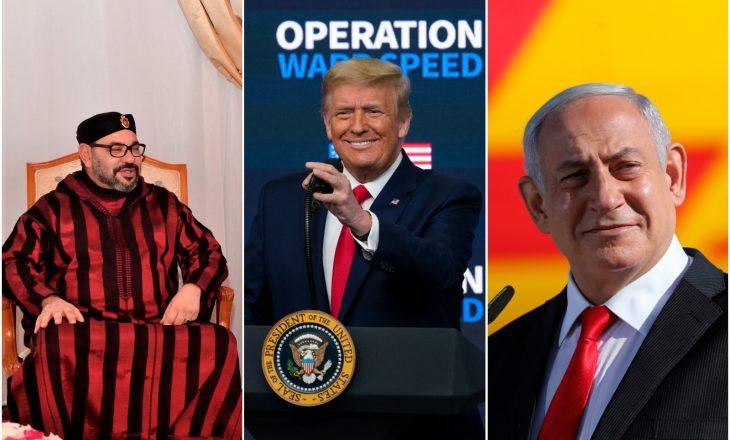 Izraeli dhe Maroku bien dakord të normalizojnë marrëdhëniet në marrëveshjen e ndërmjetësuar nga SHBA-ja