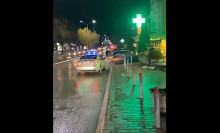 Rrahje në Prishtinë – Dyshohet për një të plagosur