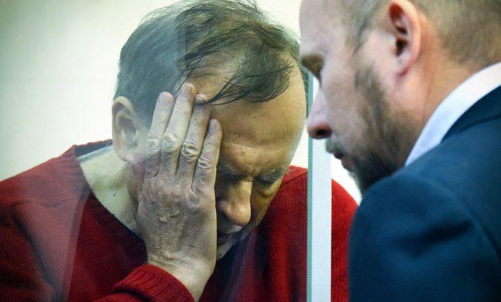 Profesori rus vret dhe gjymton studenten e tij me të cilën kishte lidhje romantike