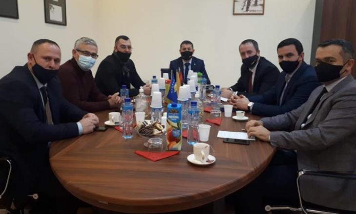 Zëvendësministri Kadriu viziton Postën e Kosovës