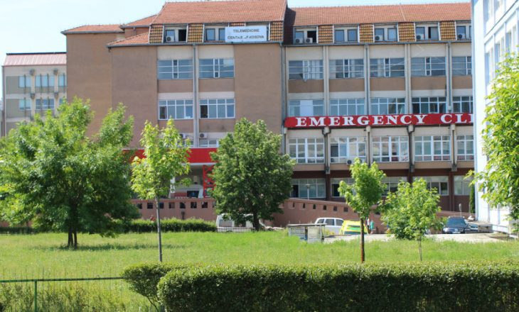 Vdes punëtori që u rrëzua teksa punonte në një ndërtesë në Mitrovicë