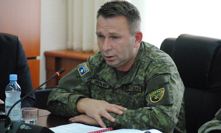 Rama: Transformimi i FSK-së në ushtri – plan dhjetëvjeçar