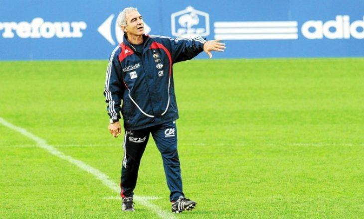 Raymond Domenech emërohet trajner i Nantes