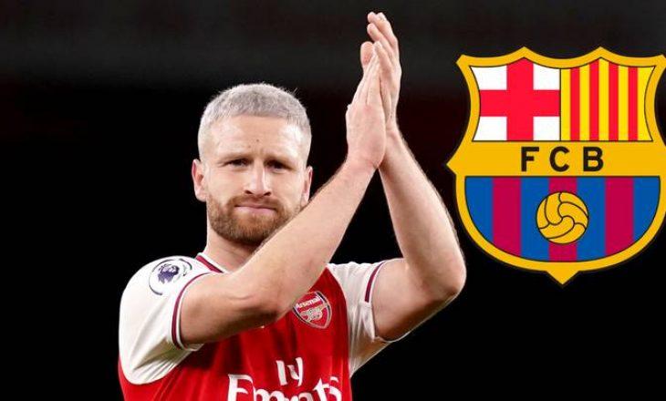 Shkodran Mustafi në janar pritet të transferohet te Barcelona