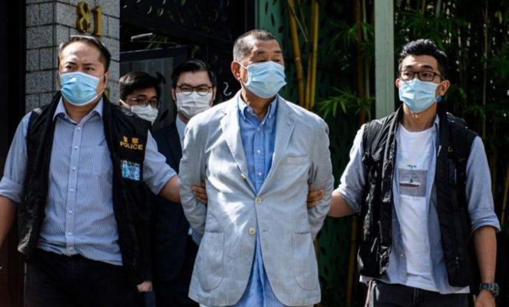 Vazhdojnë arrestimet e aktivistëve pro-demokraci në Hong Kong