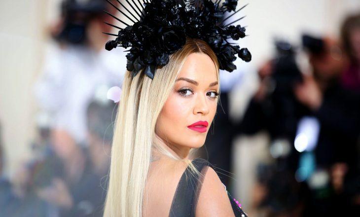 Rita Ora mund të mbetet e bllokuar në Ballkan
