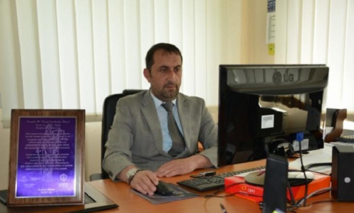 Rrahim Rexha emërohet zëvendësdrejtor i përgjithshëm i Akademisë së Kosovës për Siguri Publike