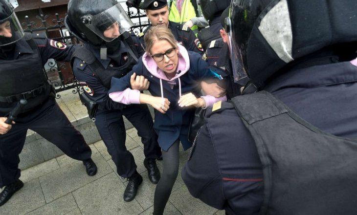 Arrestohet Lyubov Sobol një nga aleatet e Alexei Navalny