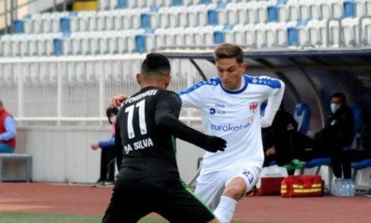 Prishtina dhe Feronikeli ndajnë pikët