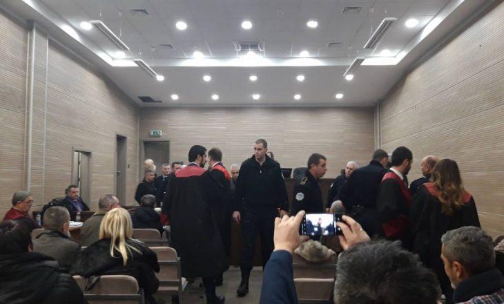 Shtyhet seanca për vrasjen e Oliver Ivanoviqit