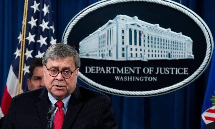 Departamenti i Drejtësisë nuk zbulon asnjë provë mashtrimi që do të ndryshonte fitoren e Biden