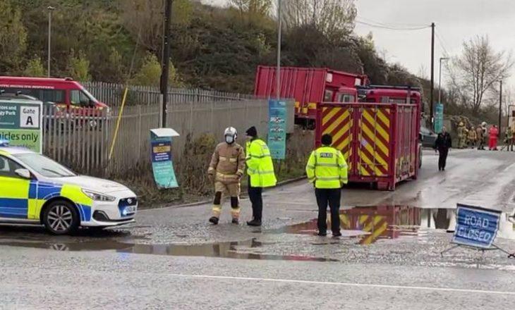 Nga shpërthimi në Bristol të Anglisë shënohen katër viktima