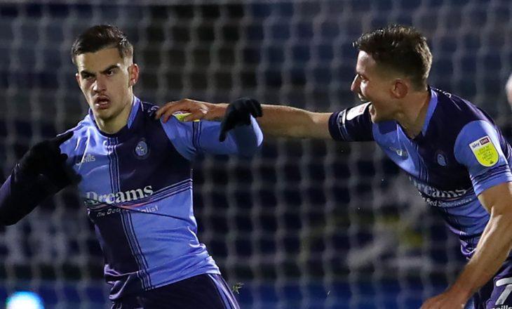 """Anis Mehmeti shënon gol në """"Championship"""" ndaj QPR-së"""