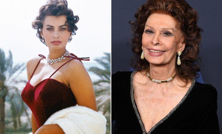 Është 86 vjeçare po nuk ndihet me shumë se 20 – Sophia Loren ndanë me ne mësime për jetën