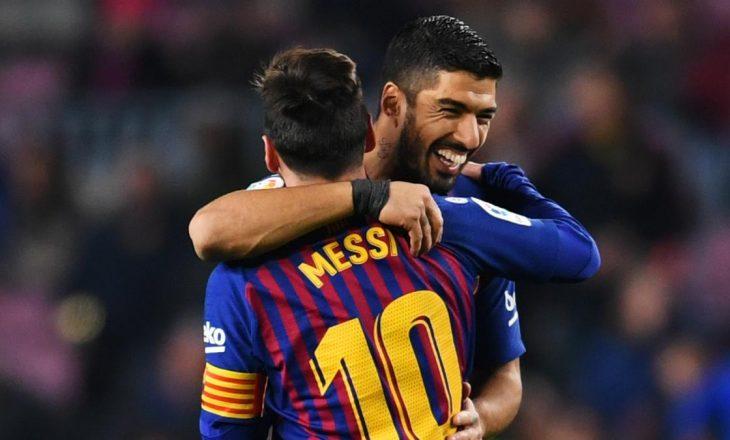 Messi e Suarez do të luajnë përsëri bashkë!