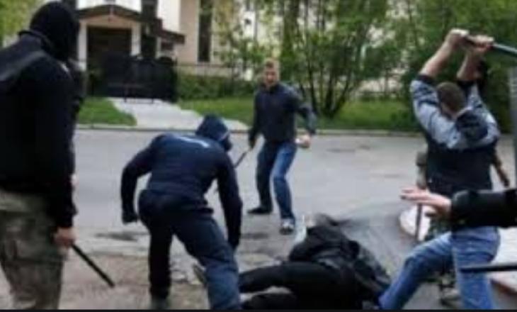 Tetë persona përfshihen në një rrahje