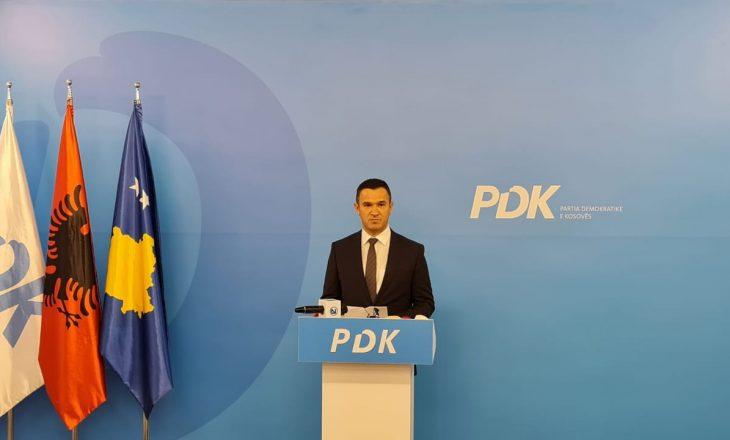Deputeti i PDK-së e quan të padinjitetshme letrën e Kurtit për lirimin e Rexhep Selimit