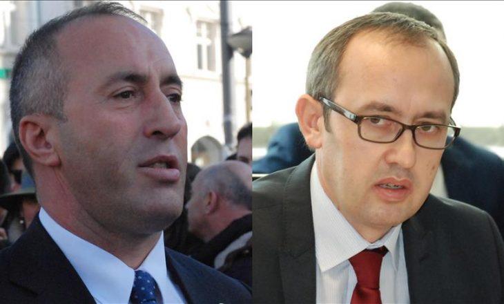 Haradinaj flet për raportet me Hotin: Ka një muaj që nuk jemi takuar