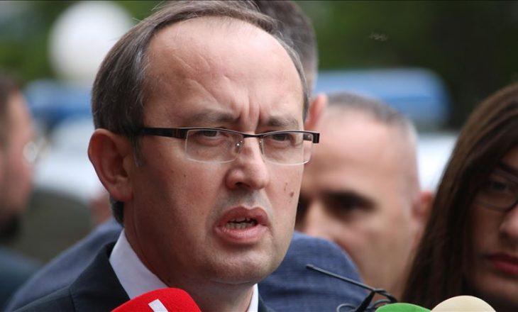 Hoti për votën e Etem Arifit: Do ta pranojmë çdo vendim të Kushtetueses