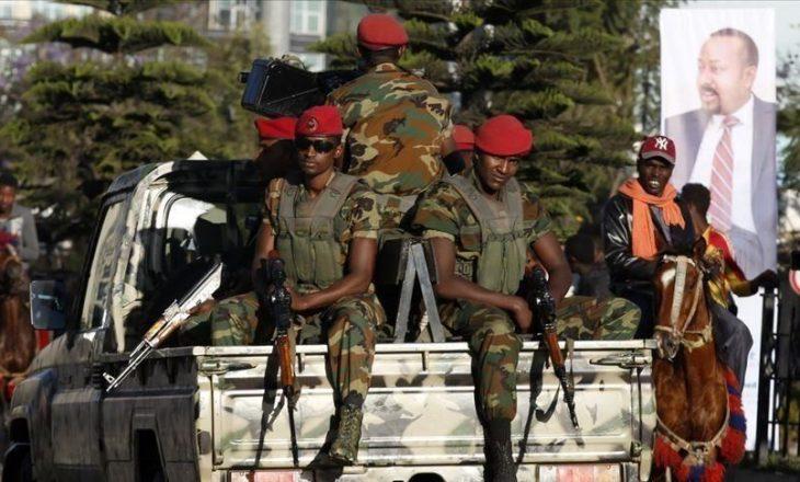 Ushtria etiopiane 'vret 42 persona të përfshirë në një sulm vdekjeprurës'